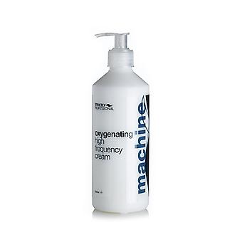 Strictly professional oxygenating hi-frequency cream 500ml