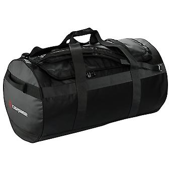Caribee Kokoda 90L Barrel Bag - Zwart