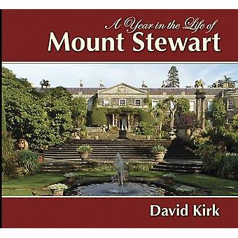 Mount Stewart - A Year in the Life of by David Kirk - 9781900935920 Bo