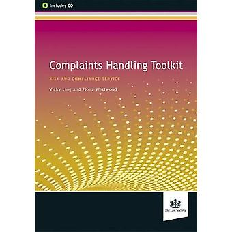 Complaints Handling Toolkit by Risk and Compliance Service - Vicky Li