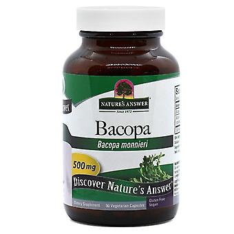 Nature's Answer Bacopa 500mg Caps 90 (1555)