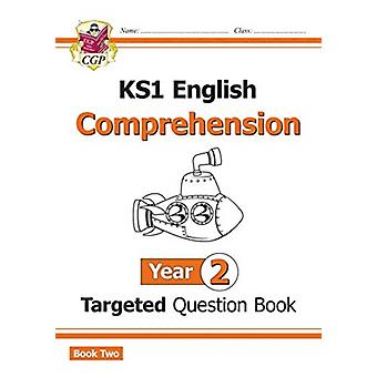 New KS1 English Targeted Question Book Year 2 Comprehension