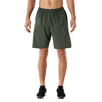 Allthemen Män & apos; s Wide Tube Colorblock Casual Shorts
