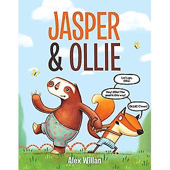 Jasper and Ollie by Alex Willan - 9780525645214 Book