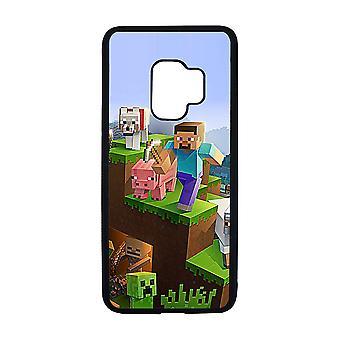 Minecraft Samsung Galaxy S9 Skal