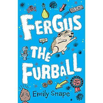 Fergus the Furball - 9781785918506 Book