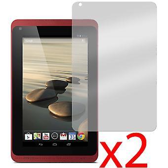 """2x Osłona ekranu dla Acer Iconia B1-720 i B1-721 7"""""""