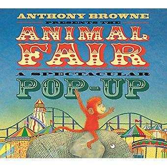 The Animal Fair by Anthony Browne - 9781406396997 Book