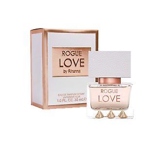 Rihanna Rogue Love Eau de Parfum Spray 30ml