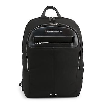 Man piquadro synthetic backpack p04407