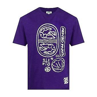 Kenzo Slubbed T-paita