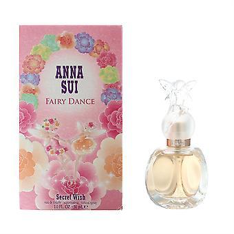 Anna Sui Fata Danza Eau de Toilette 30ml Spray Per lei