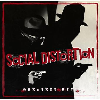 Social Distortion - Greatest Hits [CD] USA import