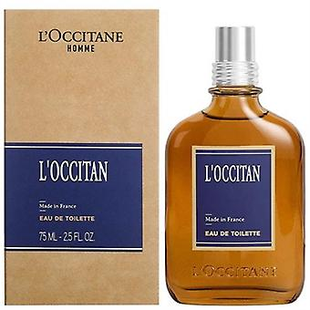 L'Occitan by L'Occitane for Men 2.5oz Eau De Toilette Spray