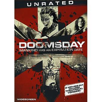 Doomsday [DVD] USA import