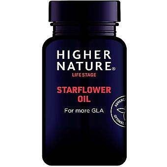 Higher Nature Starflower Oil Softgels 30 (ST1030)