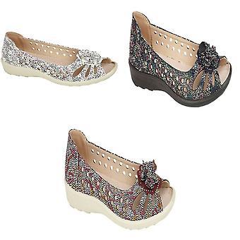 Boulevard Naisten/Naisten nahkaavoton kenkä