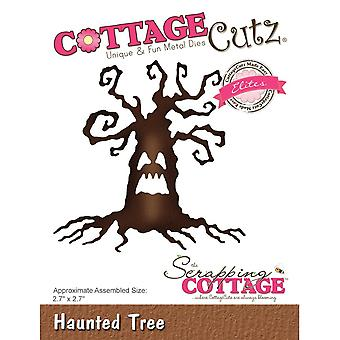 Scrapping Cottage Haunted Tree (Elites) (CCE-534)