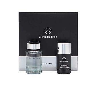 Mercedes Benz für Herren Eau de Toilette Spray 75ml Deodorant Stick 75g