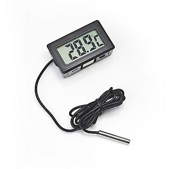 Digital Thermometer Probe - Fridge Freezer Thermometer Thermograph For Refrigerator 50~ 110 Degree