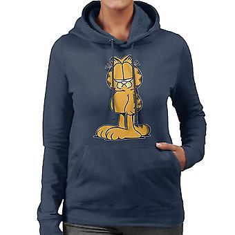 Garfield Fed opp se kvinner ' s Hettegenser