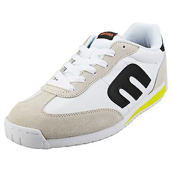 Etnies Lo-cut Cb Mens Casual Trainers in White Black