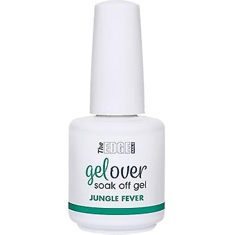 The Edge Nails Gelover 2019 Soak-Off Gel Polish Collection - Jungle Fever 15ml (2003346)