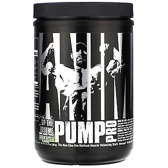 Universal Nutrition, Animal Pump Pro, Non-Stim Pre-Workout, Green Apple, 13.47 o