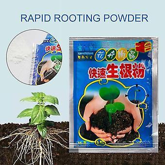 Hormone Fast Rooting Plant Powder - Germination Cutting Seed Aid Fertility