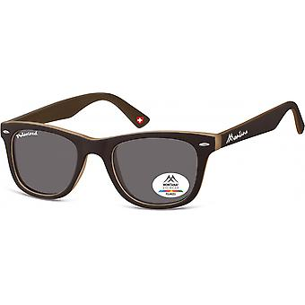 Sunglasses Unisex by SGB brown (MP41)