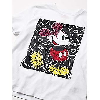 Spotted Zebra by Disney - Big Boys' Mickey Mouse 4-Pack Short-Sleeve T-Shirts...
