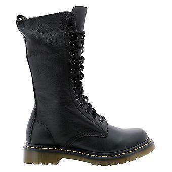 Dr. Martens Dms1b99bkvr11820008 Women's Black Leather Ankle Boots