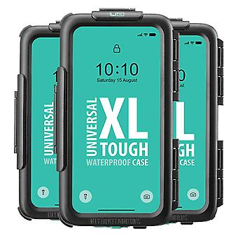 Universal tough waterproof motorcycle case for samsung a series