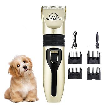 Dog Clippers Low Noise Shaver Rechargeable Trimmer Haircut