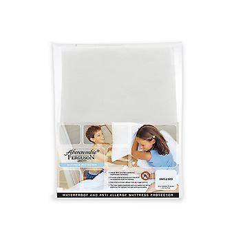 Waterproof Anti Allergy Mattress Protector King Single