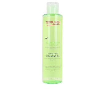 Topicrem Ac Purifying Cleansing Gel 200 Ml For Women