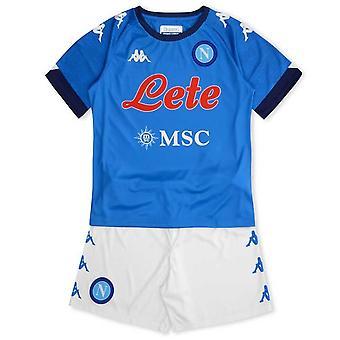 2020-2021 Napoli Home Kit (Kids)