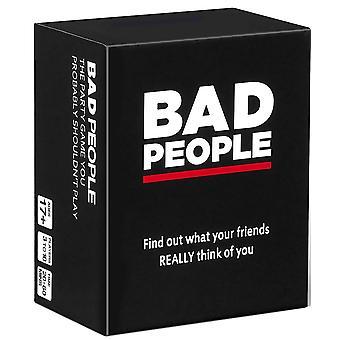 Bad People Card Game