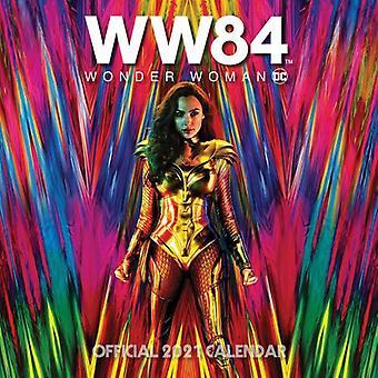 Wonder Woman Calendar 2021