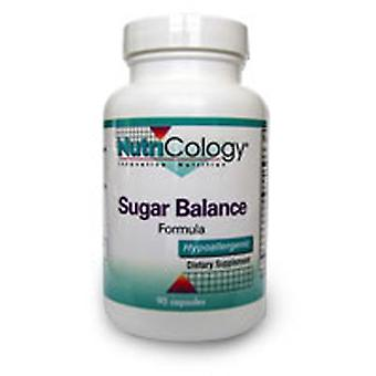 Nutricology/ Allergy Research Group Sugar Balance Formula, 90 Caps