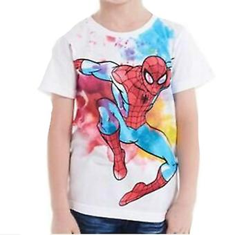 Long Sleeve T Shirts For Children Batman Superman Movies Printing Boys Girls Clothes