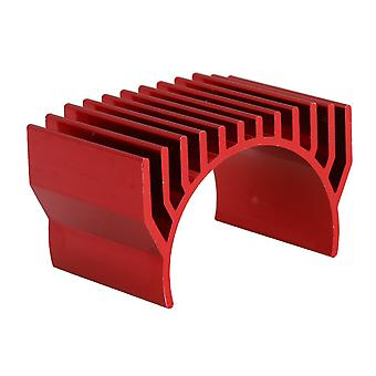 Aluminum Alloy 540 Motor Heat Sink for 1:10 Remote Control Cars Red
