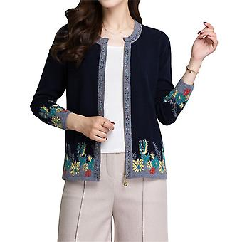 Cardigan Cashmere Mulheres