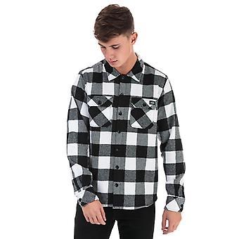 Men's Dickies Sacremento Shirt in Black