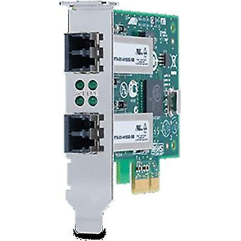 Allied Telesis PCI-Express Dual Port Adapter - AT-2911SX/2LC-001