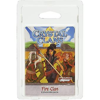 Crystal Clans Fire Clan Expansion Deck