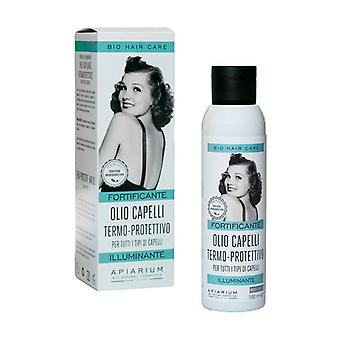 Thermo-protective hair oil 100 ml of oil