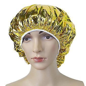 Shower Cap, Elastic Bathing Hair Cover