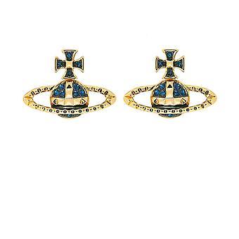 Vivienne Westwood Accessories Mayfair Bas Relief Earrings