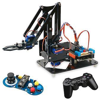 4dof Robot Arm Kit - Vzdělávací Robotika Dráp Set